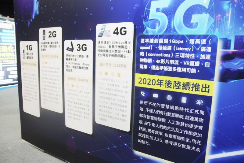 科技月5G大放異彩